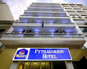 מלון B.W Pythagorion