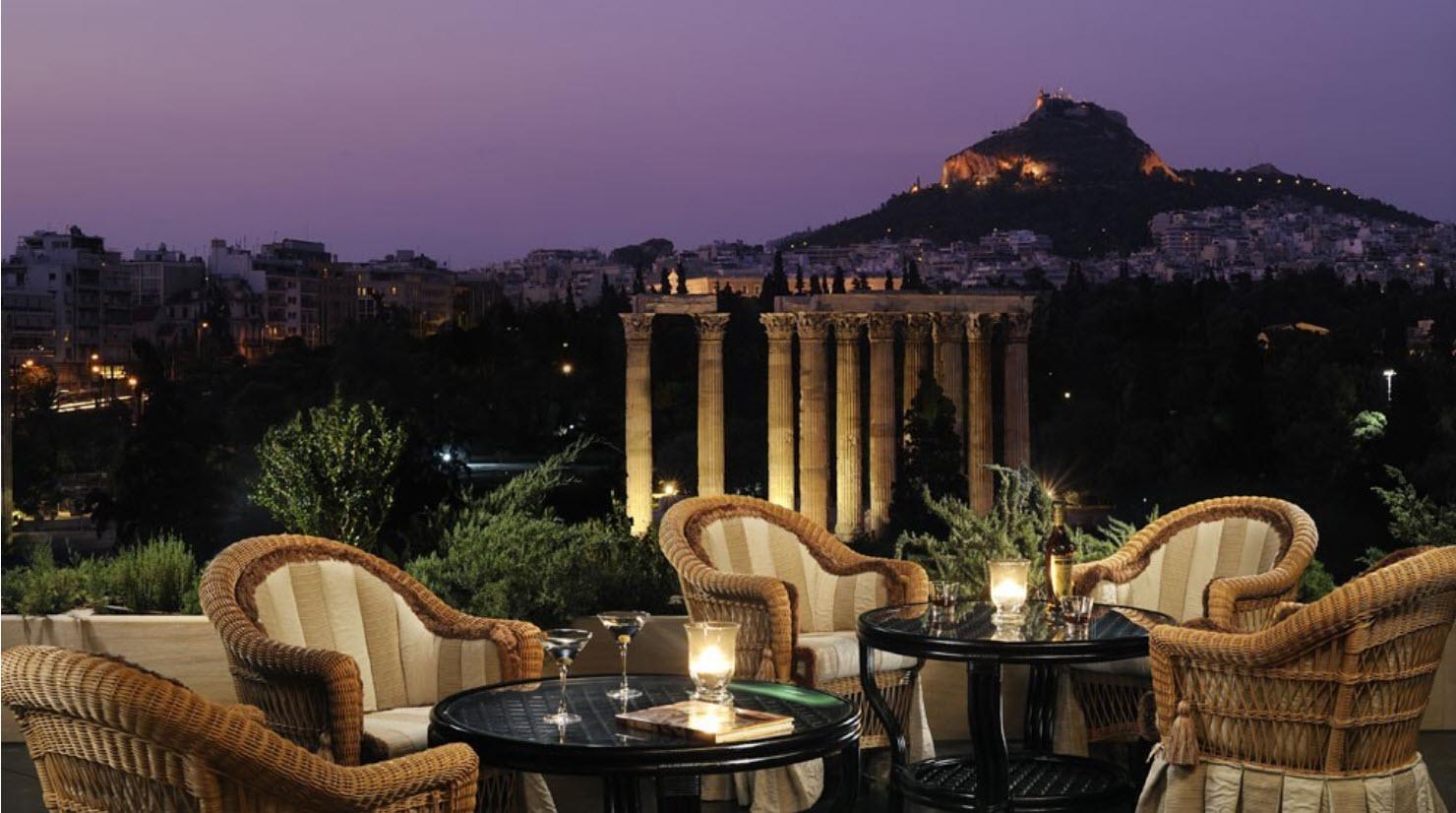 מלון Royal Olympic Hotel - Athens