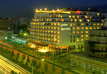 מלון Athens Ledra Hotel ( Ex Marriot)