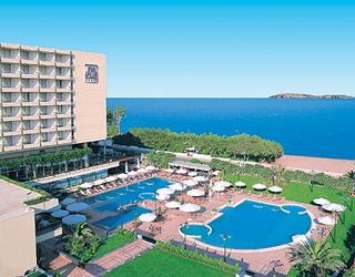 מלון Divani Apollon Palace Hotel