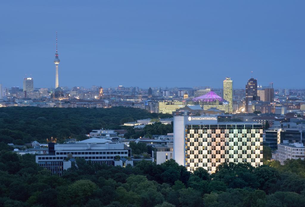 מלון Intercontinental Berlin