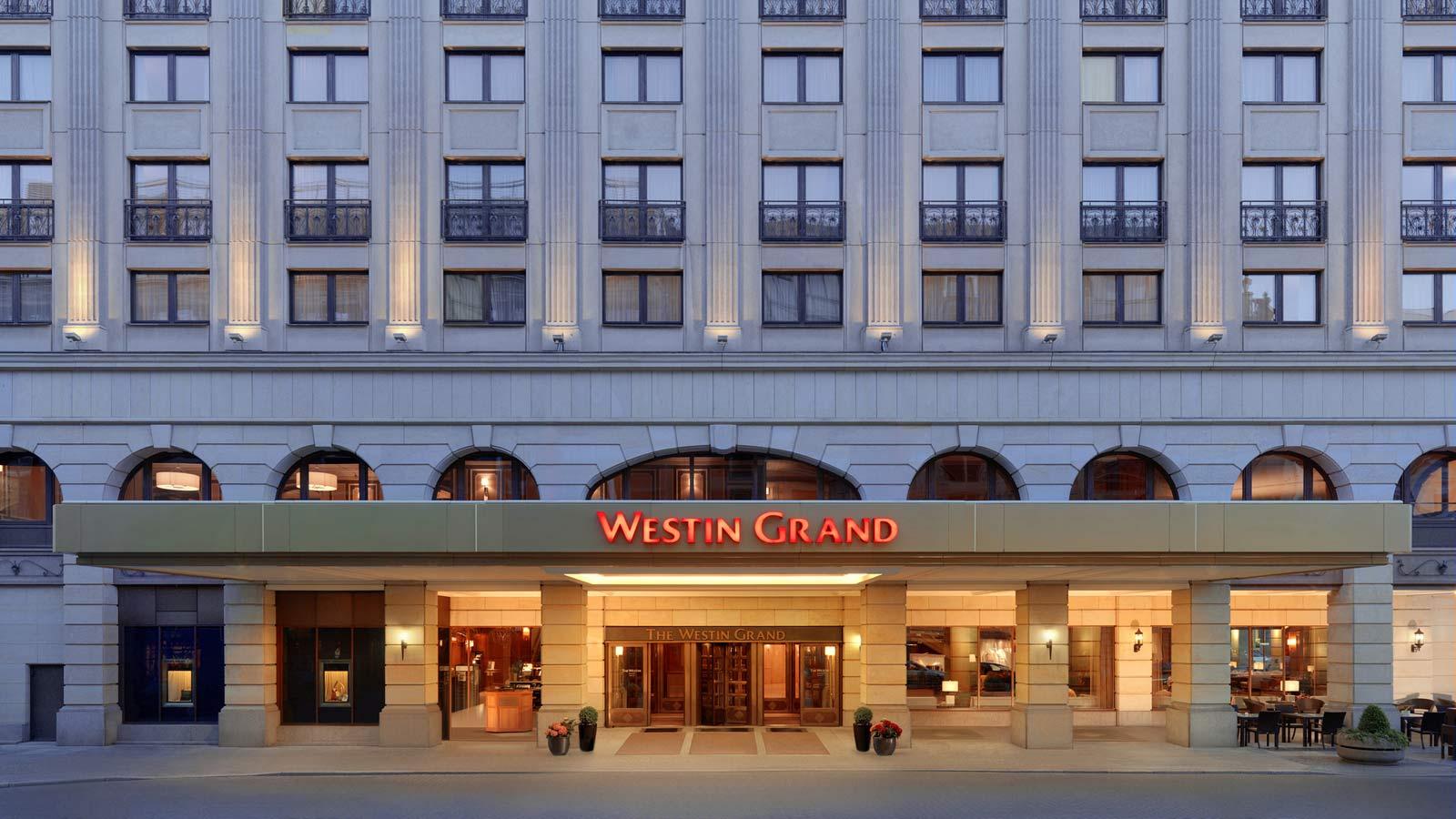 מלון Westin Grand Berlin