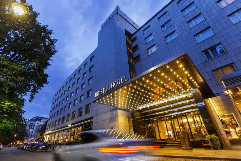מלון Kempinski Bristol Berlin