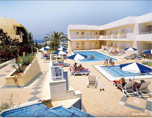 מלון Lavris Paradise