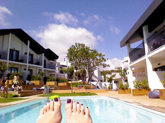 מלון Aqua Bay